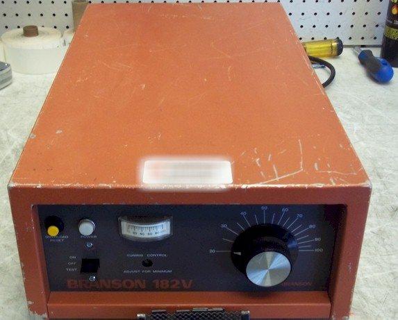 Branson 182V Power Supply