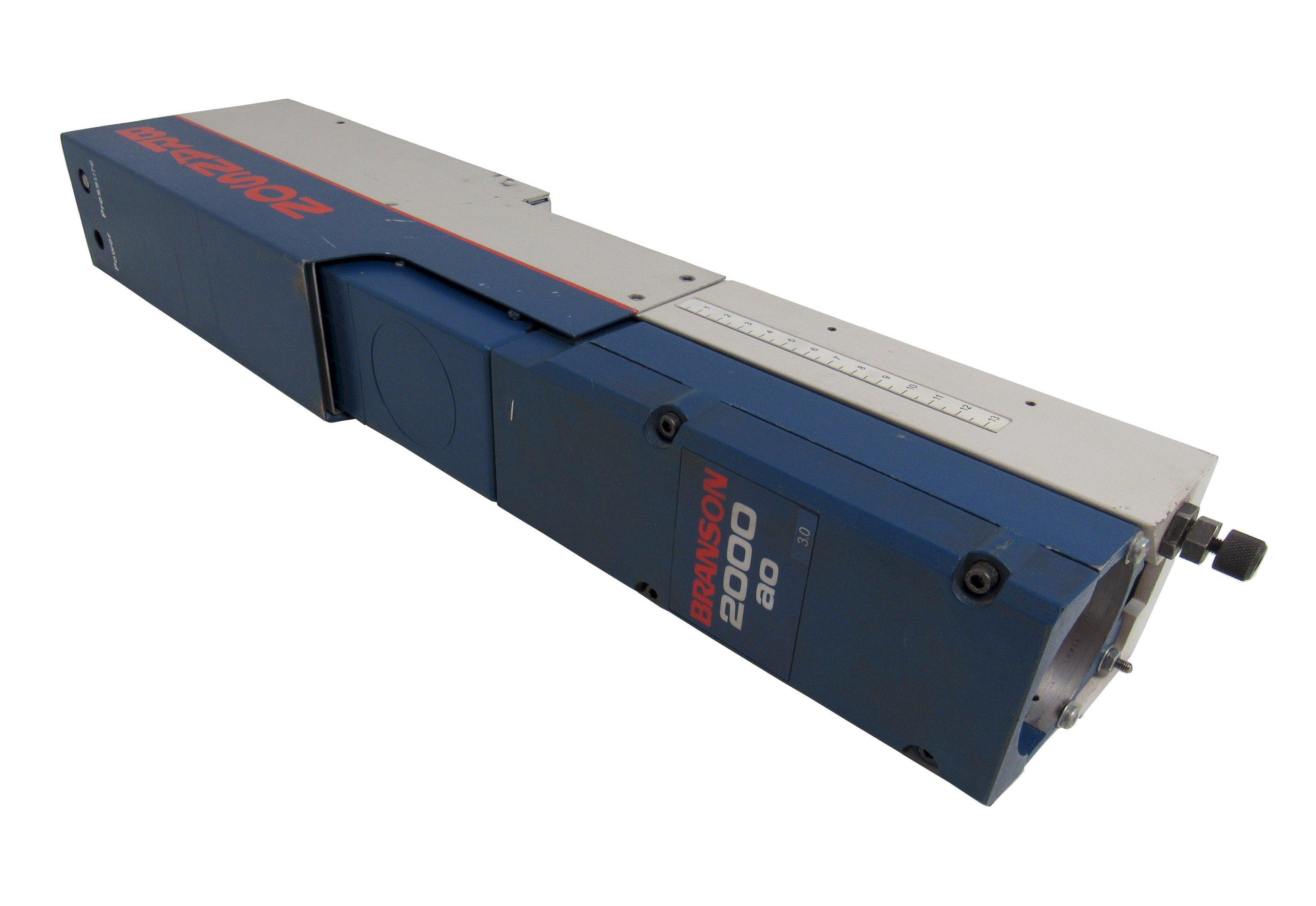 Branson 2000AO Actuator Repairs