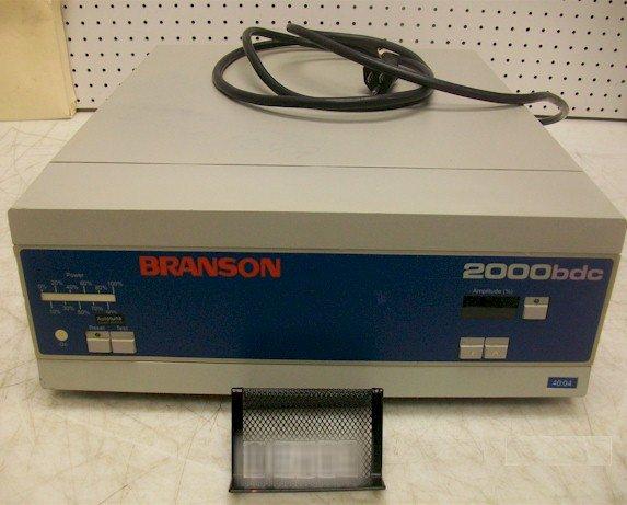 Branson 2000BDC 40:0.4 Power Supply Repairs