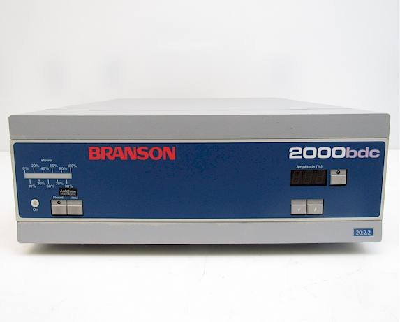 Branson 2000BDC Power Supply