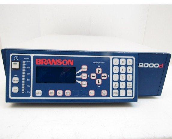 Branson 2000D 40:0.8 Power Supply Repairs