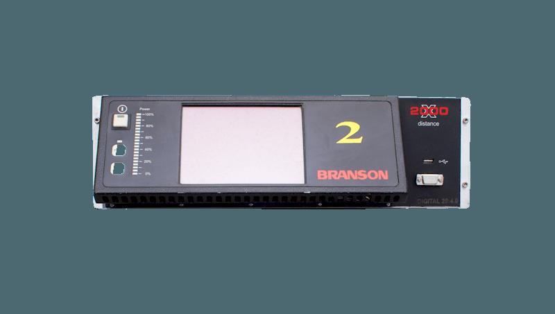 Branson 2000xdt 20:4.0 Power Supply Repairs