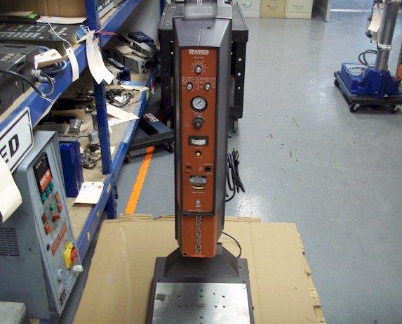 Branson 8400 Actuator Repairs