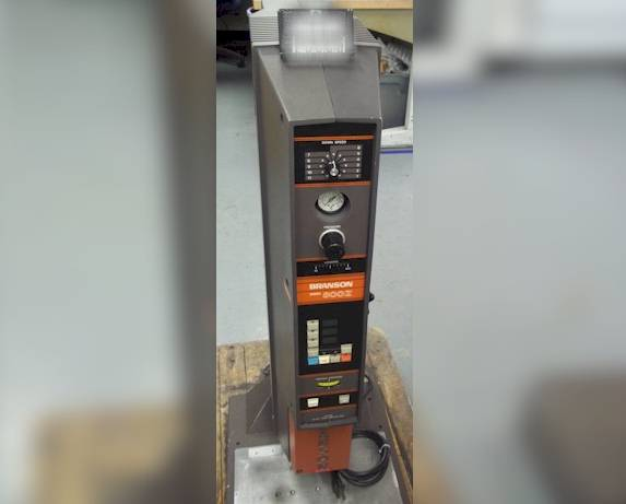 Branson 8400Z Ultrasonic Welder