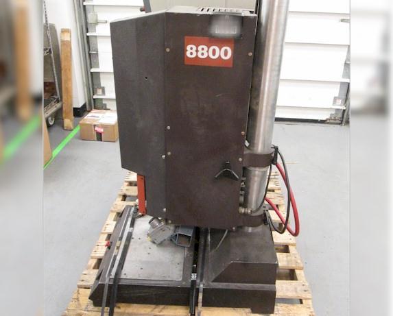 Branson 8800 Ultrasonic Welder Repairs