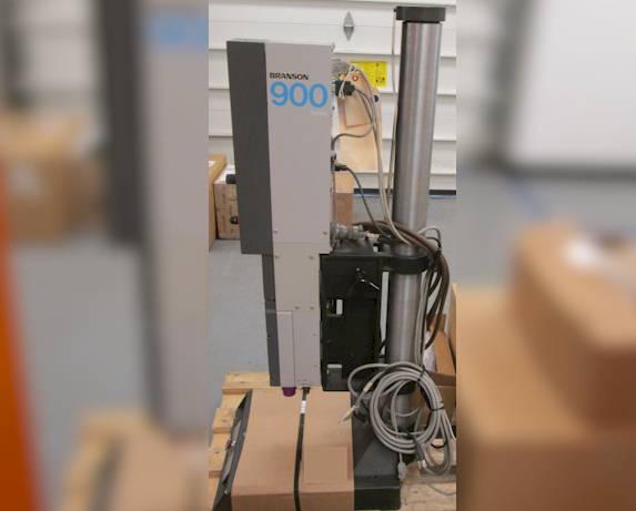 Branson 900AES Actuator Repairs