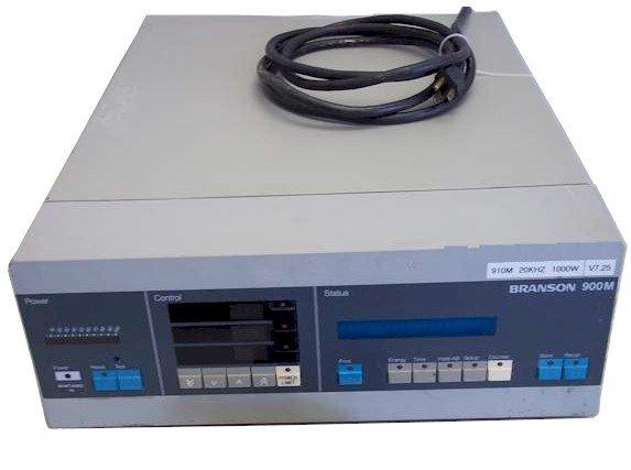 Branson 910M Power Supply Repairs