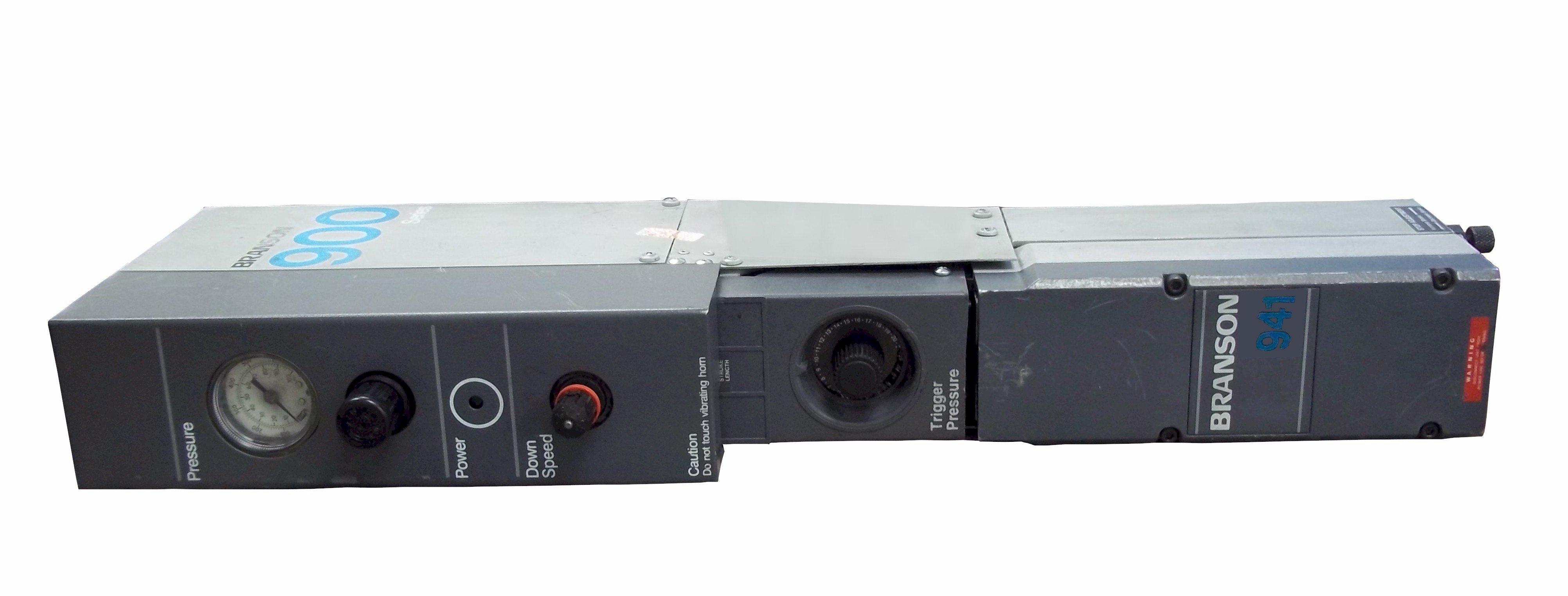 Branson 941ES Actuator Repairs