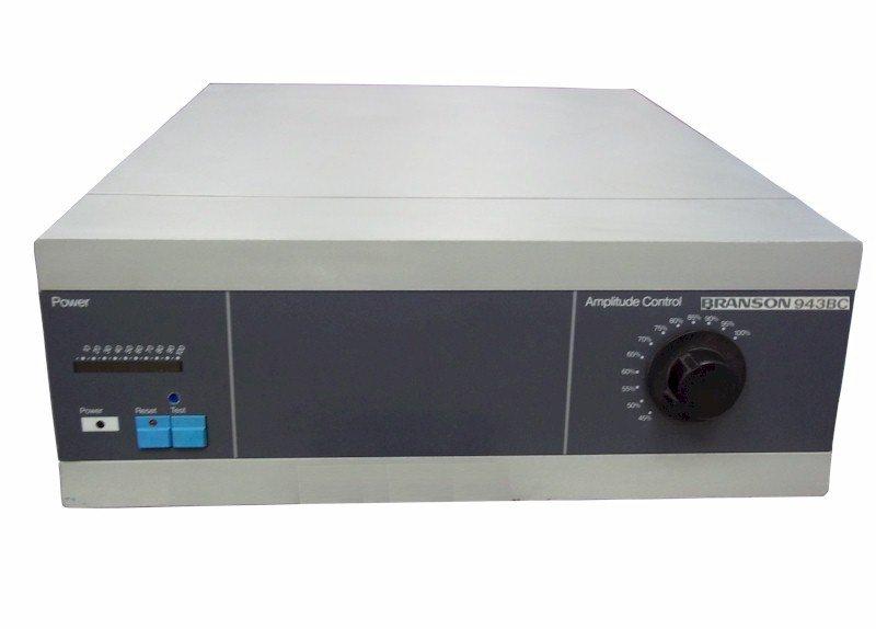 Branson 943BC Power Supply Repairs