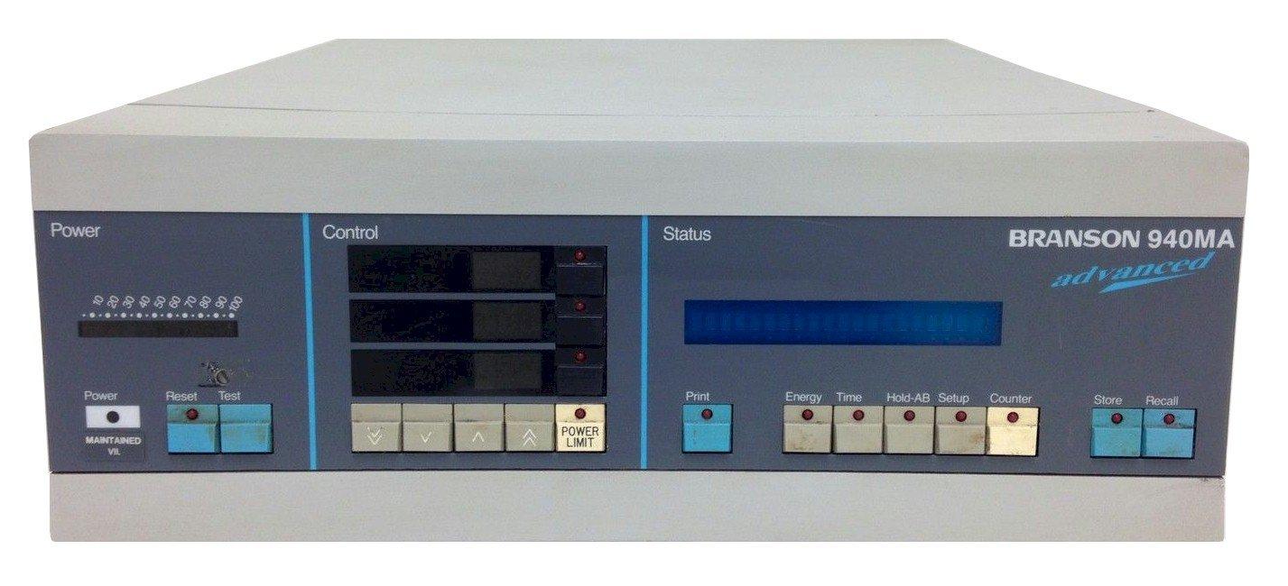 Branson 947MA Power Supply Repairs