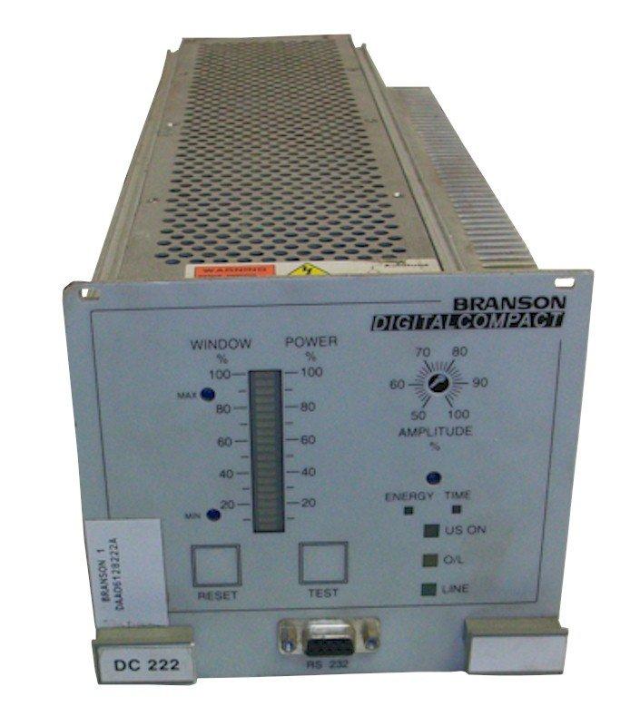 Branson DC222 20:2.2 Power Supply Repairs