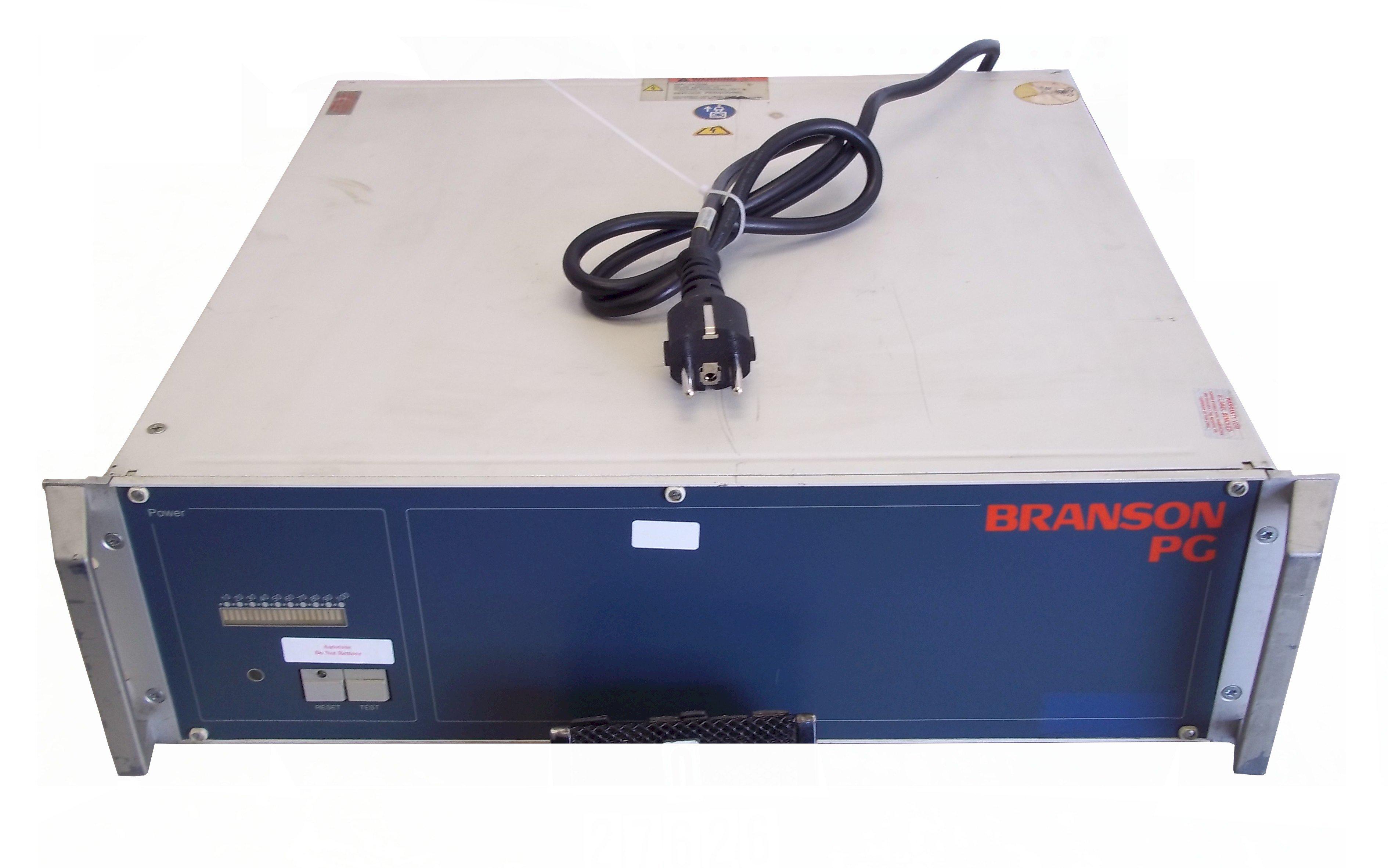 Branson PGB470A Controller Repairs