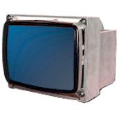 CRT Display Monitor
