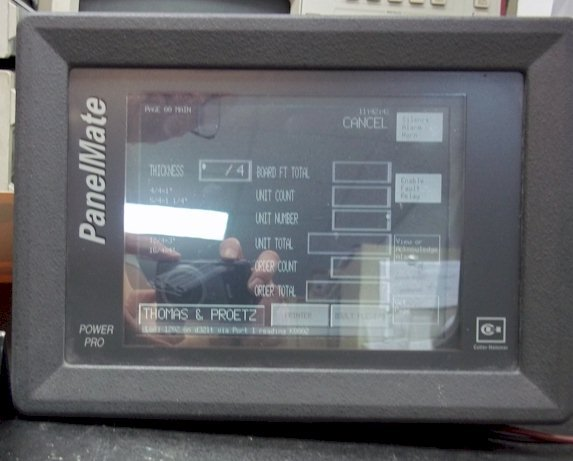 Cutler Hammer 1755T PMPP 1700 Operator Interface PanelMate Touch Screen