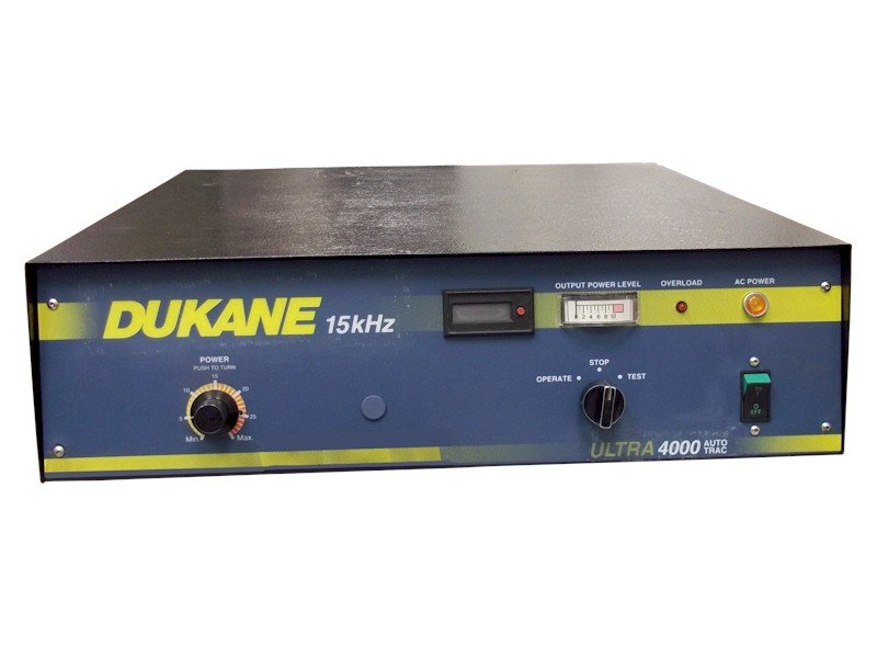 Dukane 15A4000 Power Supply Repairs