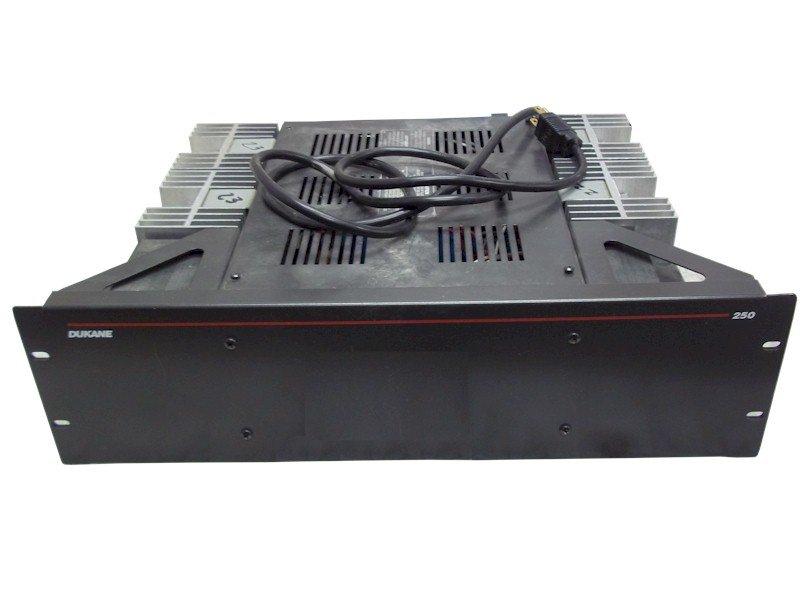 Dukane 1A4250 Amplifier Repairs