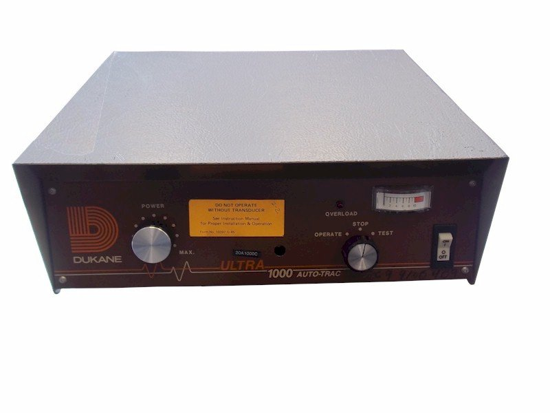 Dukane 20A1000 Ultrasonic Generator Repairs