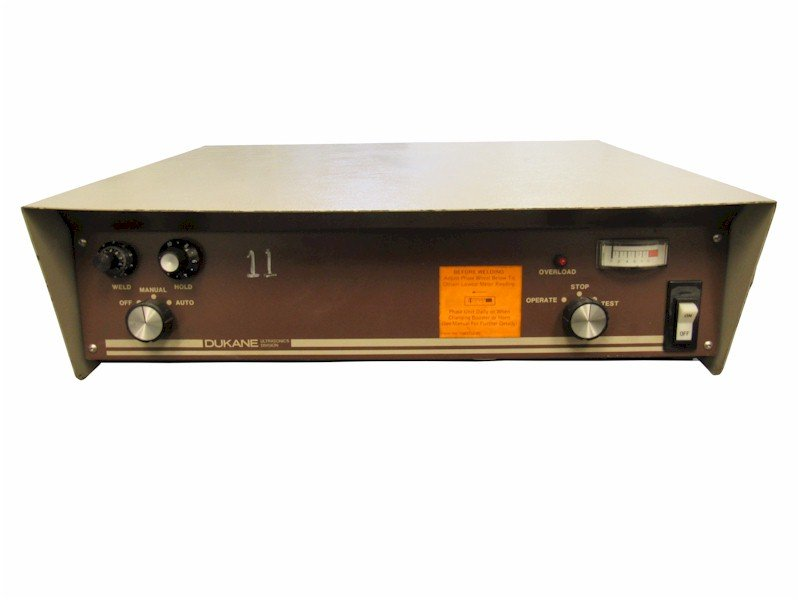 Dukane 20B1000 Ultrasonic Generator Repairs
