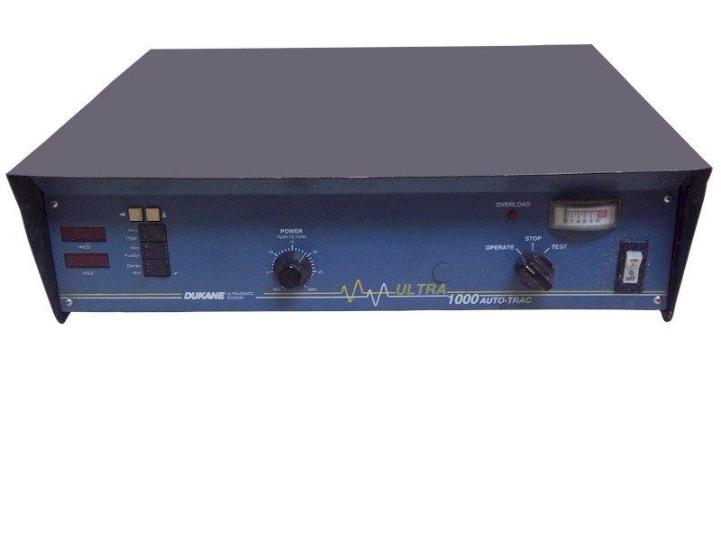 Dukane 20T1000 Ultrasonic Generator Repairs