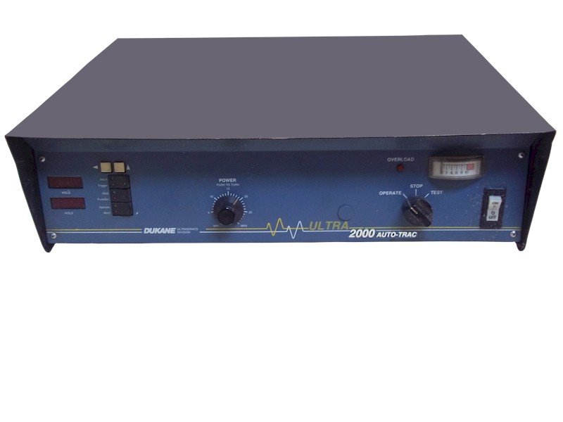 Dukane 20T2000 Ultrasonic Generator Repairs