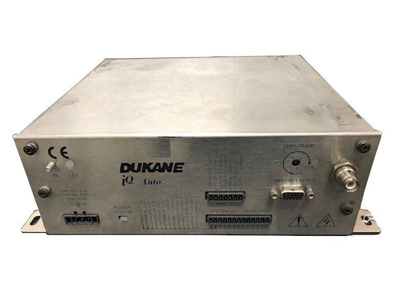 Dukane 40AT060-2N-M0 IQ Auto Power Supply Repairs