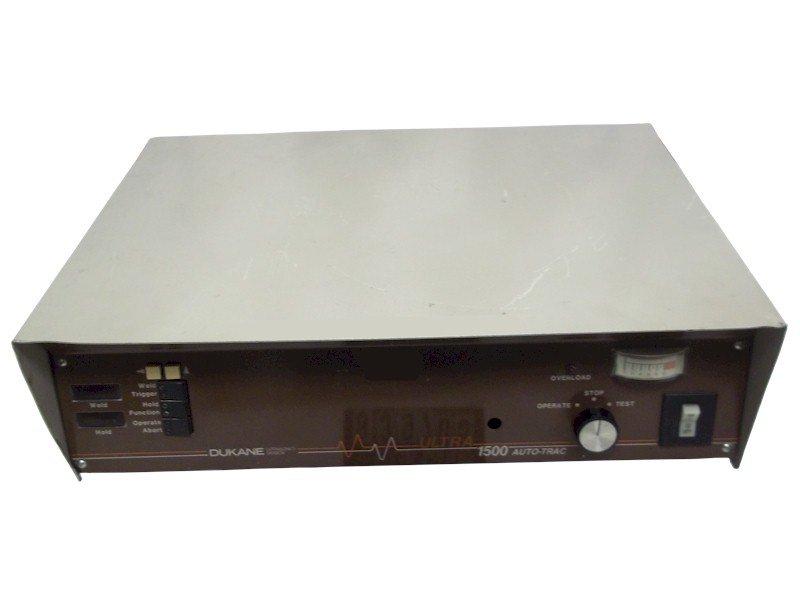Dukane 43A175 Ultrasonic Generator Repairs
