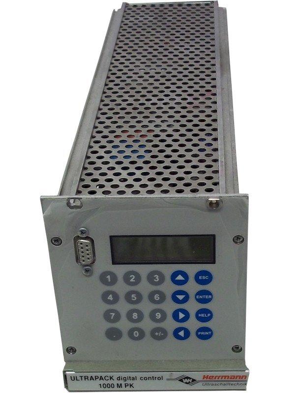 Herrmann 1000 M PK Ultrapack Digital Control Repairs