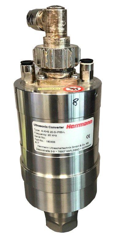 Herrmann A-KHS 20-S-IP65-L Converter Repairs