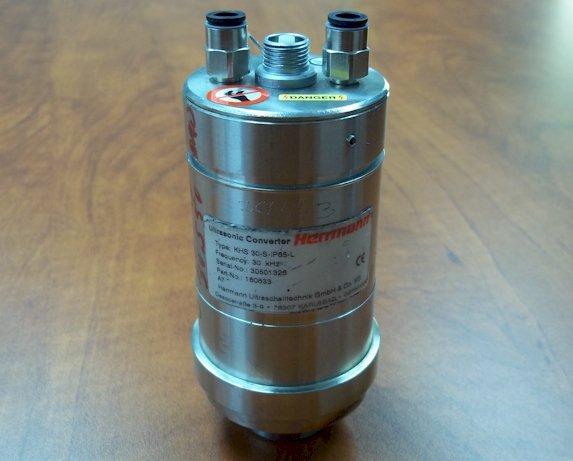 Herrmann KHS 30-S-IP65-L Converter Repairs