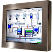 Touchscreen Operator Interface