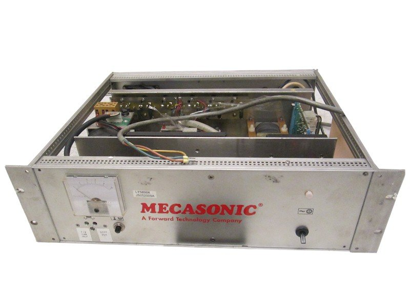 Mecasonic 4200-5 Ultrasonic Generator Repairs