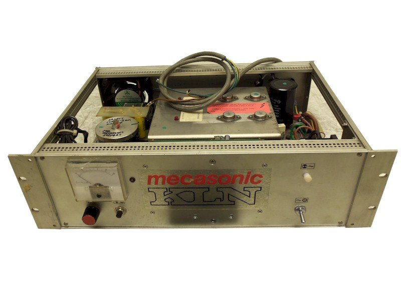 Mecasonic 600 Ultrasonic Generator Repairs