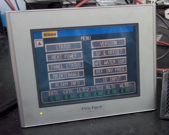 Proface Graphics 2980070-02 Display Screen Repairs