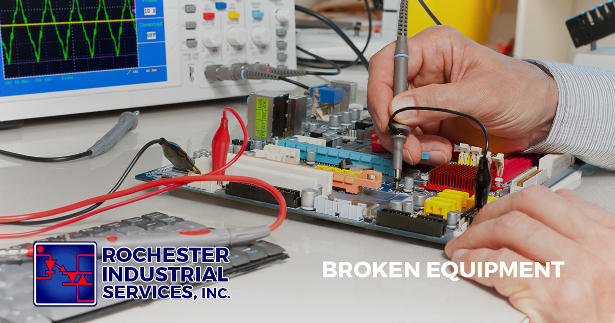 How Much Money Does Broken Equipment Cost Your Business?