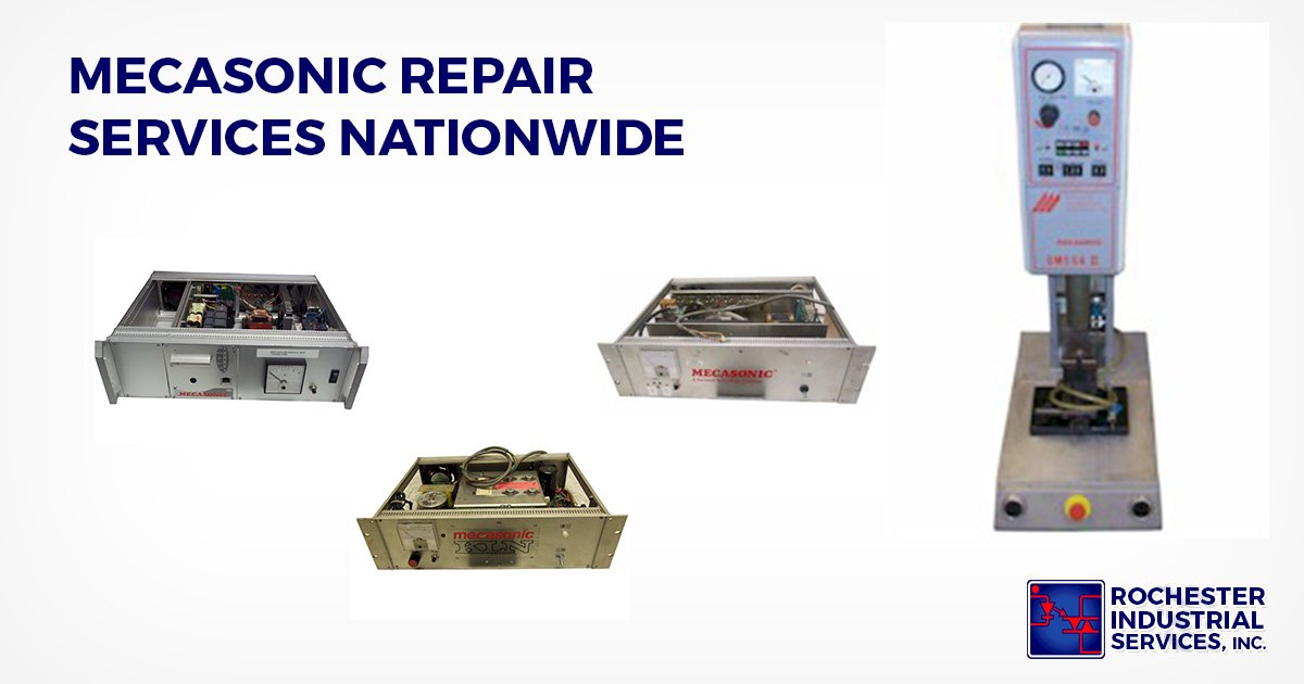Mecasonic Repair Services Nationwide