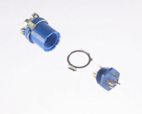 Amphenol 126-217-1000 Miniature Hexagonal Connector
