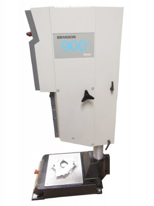 Branson 910iw Ultrasonic Integrated Welder - Service & Repair Evaluation