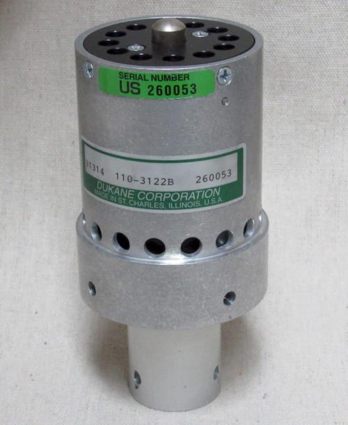 Dukane Ultrasonic Converter 110-3122B