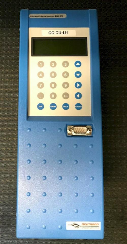 Herrmann DYNAMIC Digital Control 4000 CV