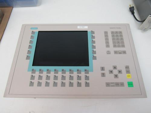 Siemens Touch Screen Monitor (6AV6542-0CC10-0AX0)