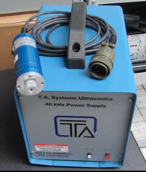 TA Systems Ultrasonics HP500