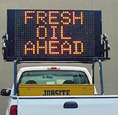 Fix Electronic Traffic Message Signs