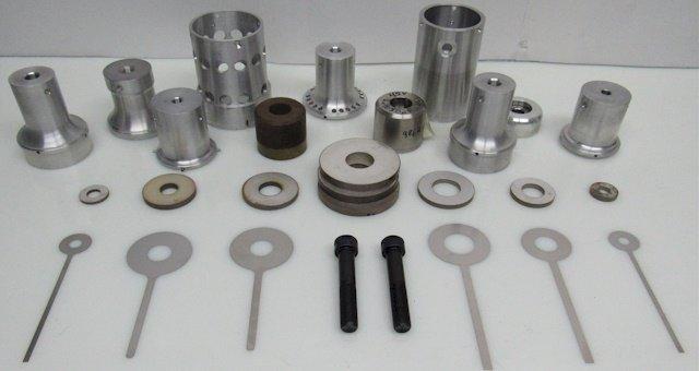Ultrasonic Converter Parts