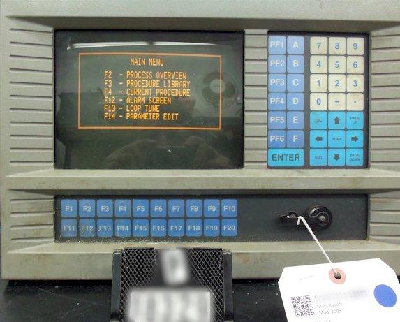 "Xycom 2005 Operator Interface Terminal 12"" Color Repairs"