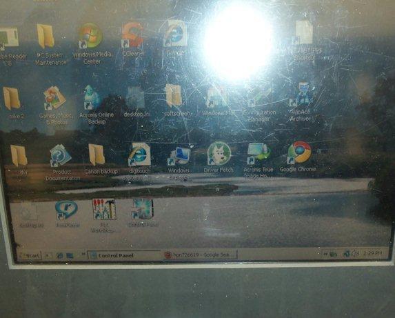 "Xycom 3015 Operator Interface 15"" TFT XGA Flat Color"