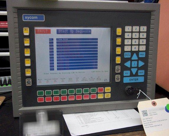 Xycom 3200AC Operator Interface Repairs