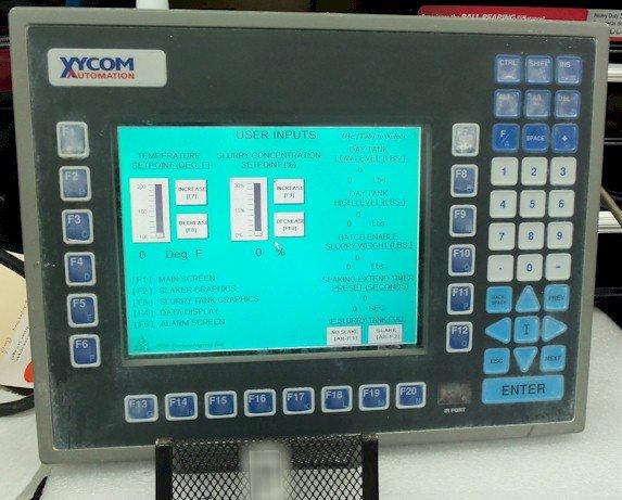 Xycom 3408-KP Flat Panel Industrial PC Repairs