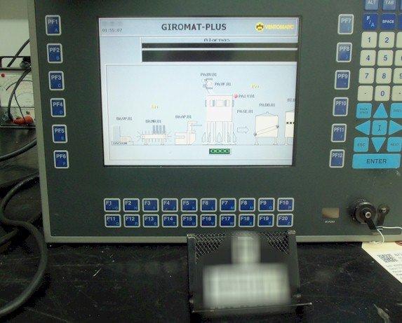 "Xycom 3412-KP-5133-32-NT Operator Interface 12.1"" SVGA w/ Keypad 32MB Repairs"