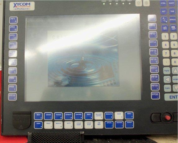 Xycom 3612-KPMT Flat Panel Industrial PC Repairs