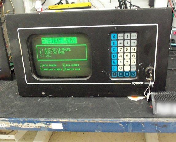 Xycom 4810ER Operator Interface Terminal Repairs
